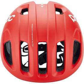 POC Ventral Spin Kask rowerowy, prismane red